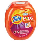 Laundry Detergent - Tide PODS - Spring Meadow - 81 Units