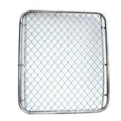 Galvanized Chain-Link Fence Gate - 48