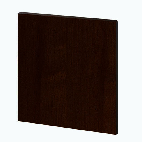 """Everwood"" Maple Wall Panel 30"" x 12"" - Espresso"