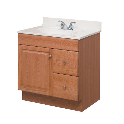 """Otonabee"" 1 Door 2 Drawers Vanity"