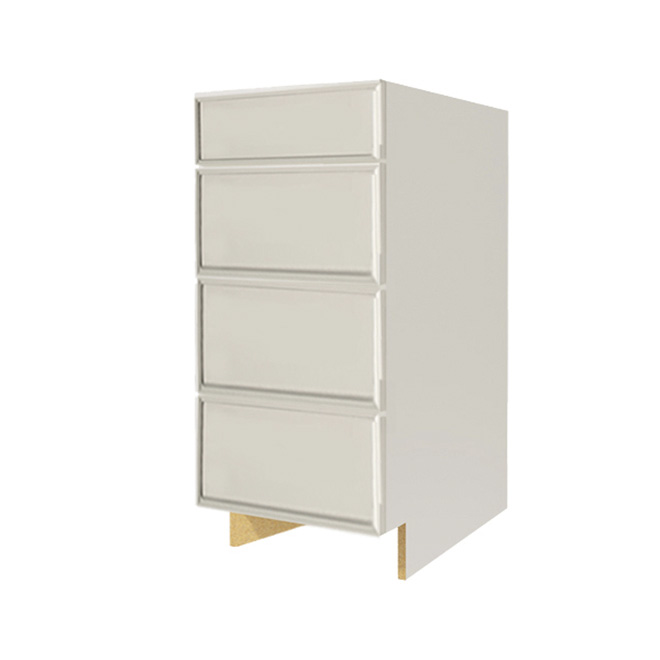 """Harlow"" 4 drawers Lower Cabinet"