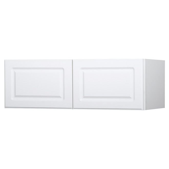 "Wall Cabinet - Marquis - 2 Doors - 36"" x 12"" - White"