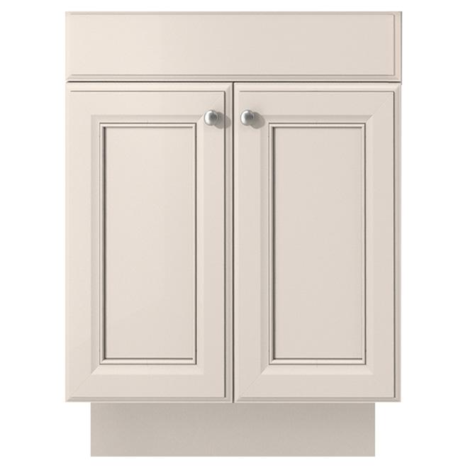 meuble lavabo harlow 2 portes 30 x 18 gris rona. Black Bedroom Furniture Sets. Home Design Ideas