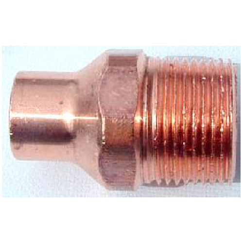 1 1/2-in Copper adapter