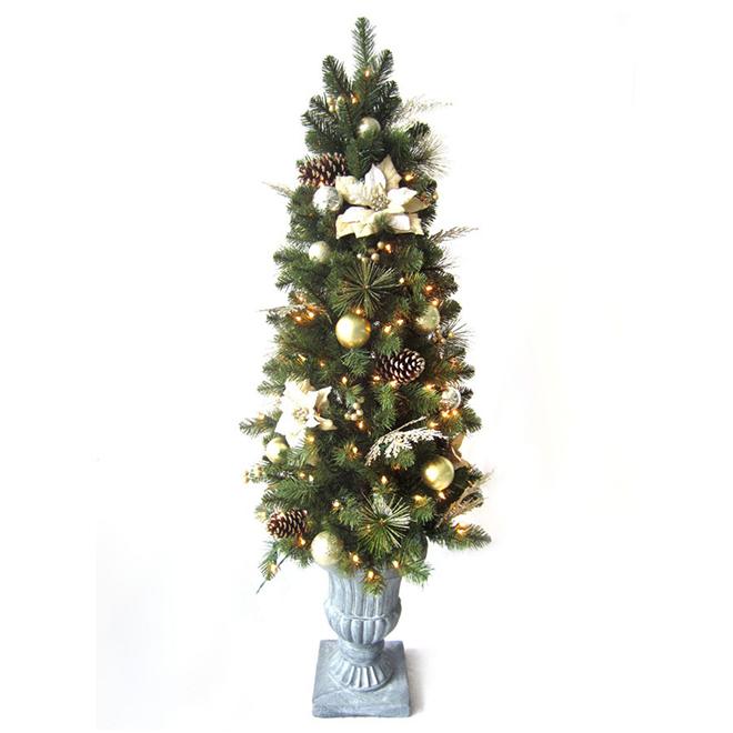 Exceptionnel Arbres de Noël: Arbres de Noël en pot | RONA JL45