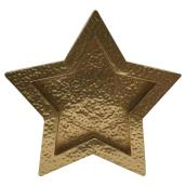 Metal Decorative Star - 17 1/4