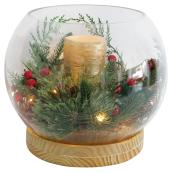 Holiday Candle Holder - 12 1/2