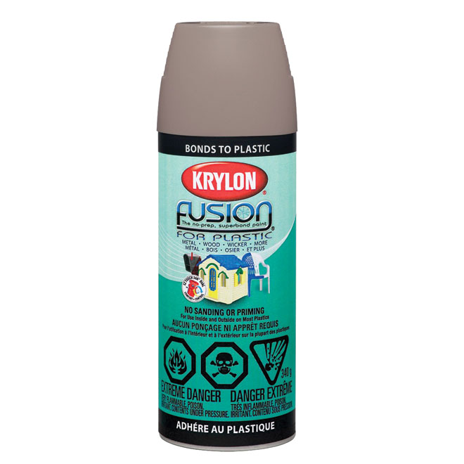 """Fusion"" Spray Paint For Plastic"
