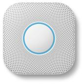 Wi-Fi Hardwired Smoke and Carbon Monoxide Alarm -120 V