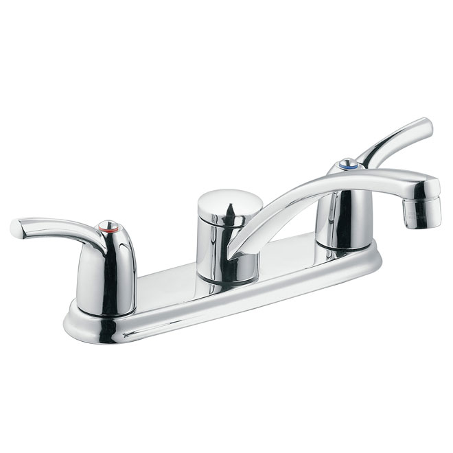 Adler 2-handle kitchen Faucet