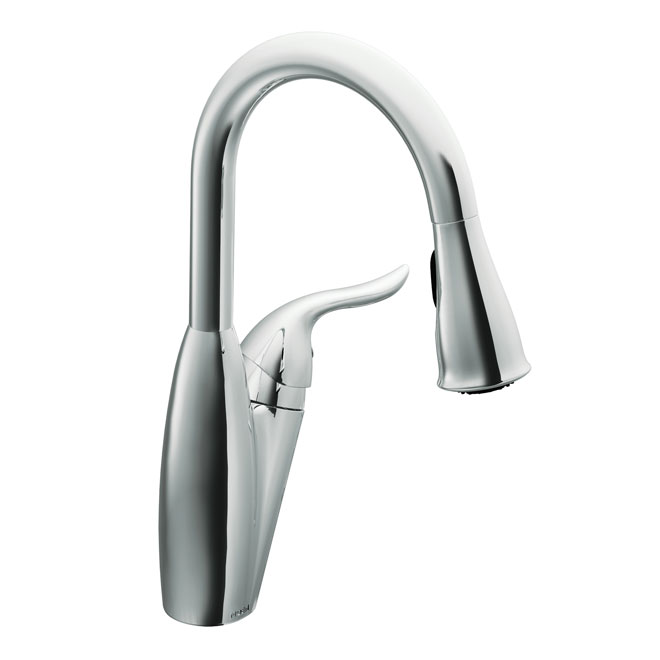 marvelous Rona Faucets Kitchen #4: Solidad 1-Handle Kitchen Faucet