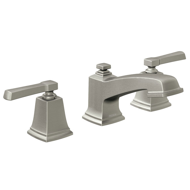 Boardwalk 2-handle lavatory Faucet