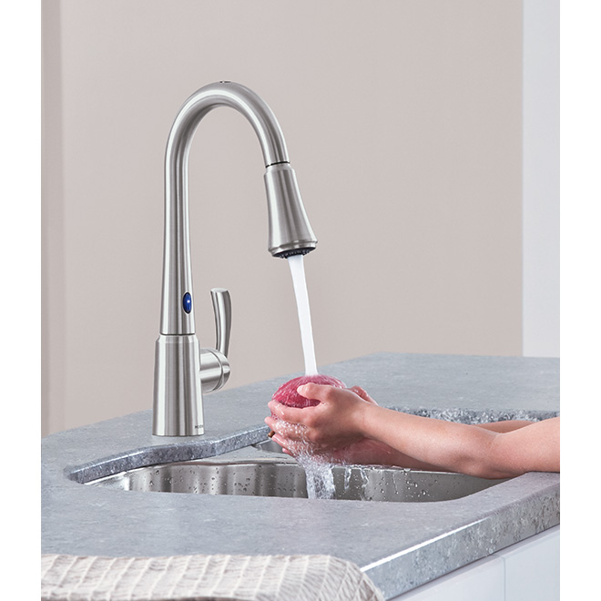 Delaney 1-Handle Kitchen Faucet