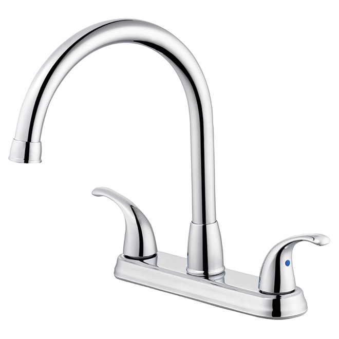 """Terra"" 2-Handle Kitchen Faucet"