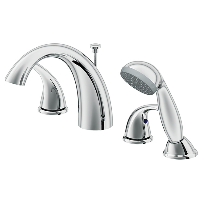 Cool Heated Whirlpool Baths Tiny Fiberglass Bathtub Repair Kit Uk Solid Gray Bathroom Vanity Lowes San Diego Best Kitchen And Bath Youthful Venting Bathroom Exhaust Fan Through Gable Vent FreshCheap Bathroom Installation Falkirk Bathroom Faucets: Roman Tub Faucet | RONA