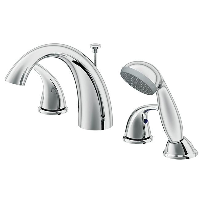 Bathroom Faucets: Roman Tub Faucet | RONA