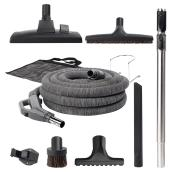 Central Vacuum Deluxe Accessory Kit