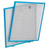 Replacement Filters for Hoods BCS3/NCS3 - Pack of 2