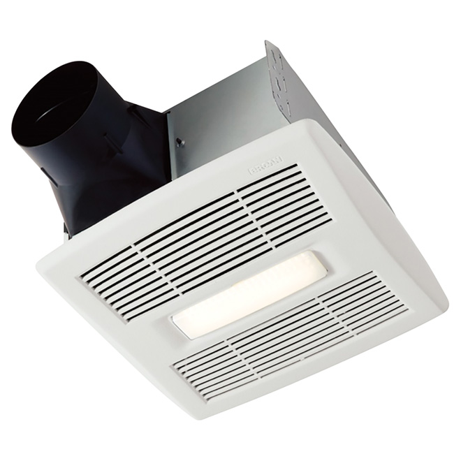 Bathroom Fan/Light - Invent Series - 90 CFM