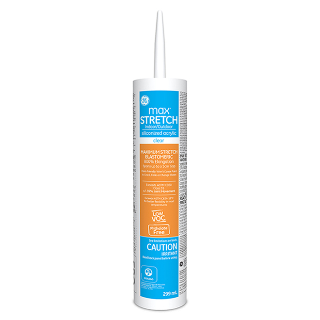Sealant - Max Stretch - 299 mL - Clear