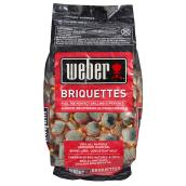 Natural Hardwood Charcoal Briquettes - 20 lb