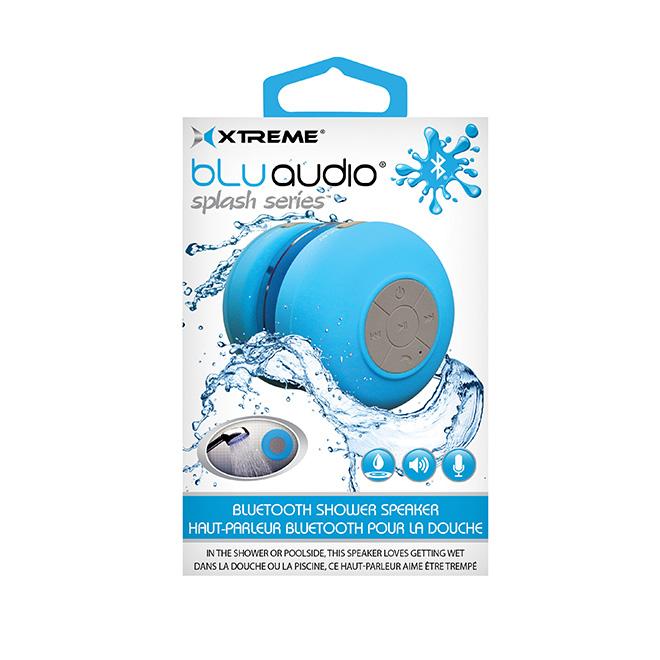 HautParleur Bluetooth Pour La Douche  Rona