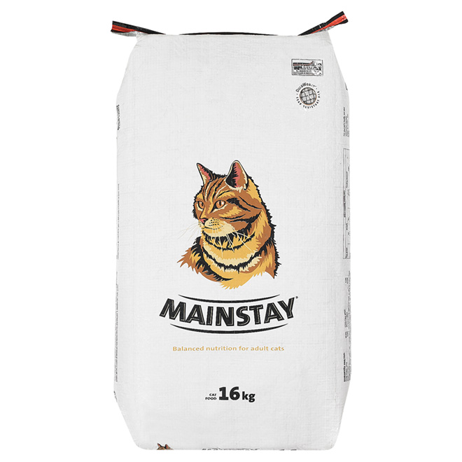 Dry Adult Cat Food - 16 kg