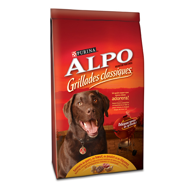 "Dry Dog Food - ""Alpo"" - 16 kg"