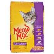 Meow Mix Cat Food - 8kg