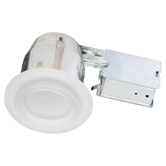 Luminaire halog ne encastrer pour la douche rona - Luminaire pour douche italienne ...