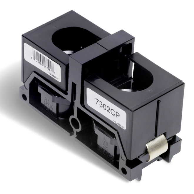 fuse box pull out: plug-in twin double pole fuse head