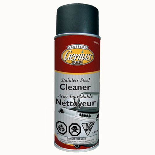 Cleaner - Stainless Steel Cleaner