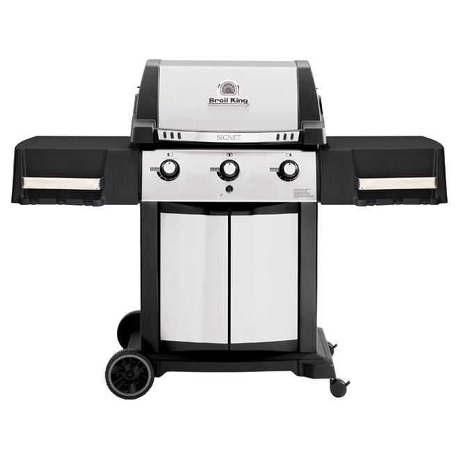 Propane Gas BBQ - 40,000 BTU - 635 sq.in.