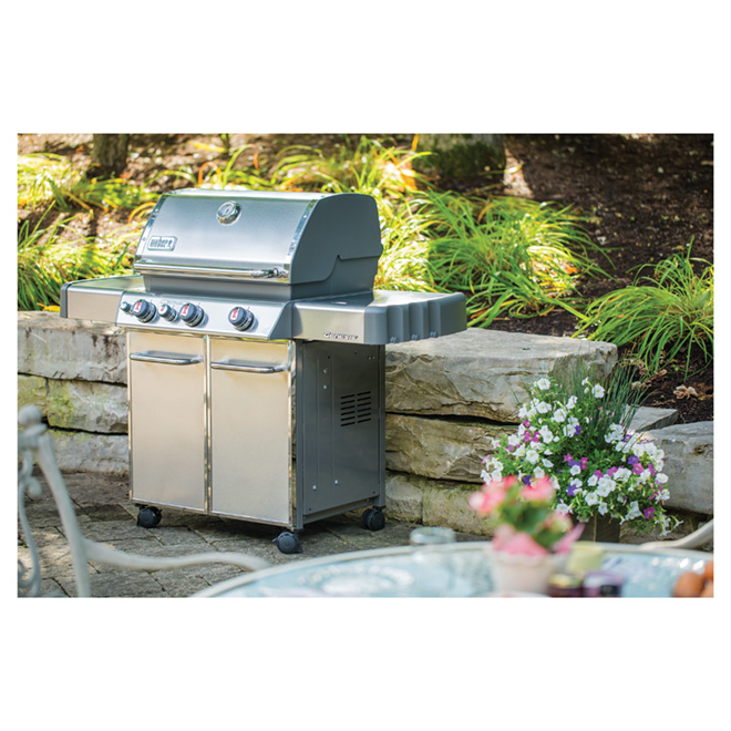 Propane Gas BBQ - 60,000 BTU - 637 sq.in.