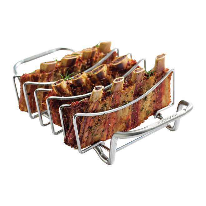 Barbecue Rib Rack