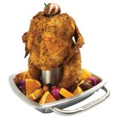 Barbecue Chicken Roaster - 9