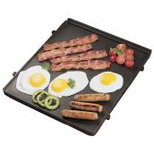 Exact-Fit Baron Grill Cast Iron Griddle - 17.5