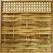 Fence - 6 x 6' Pre-Assembled