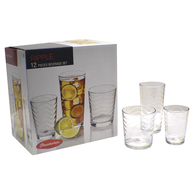 12-Glass Set