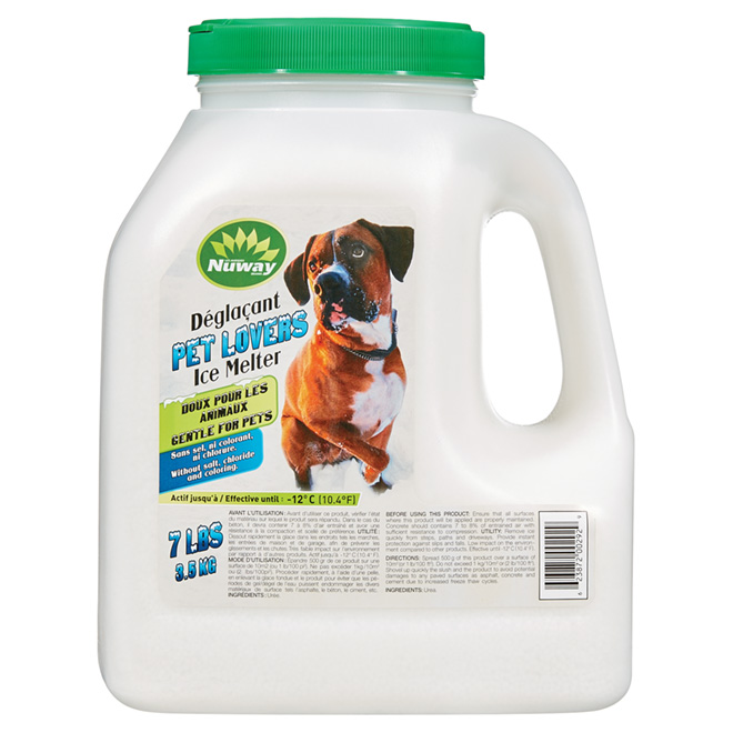 """Pet Lovers"" Ice Melter - 3.5 kg"