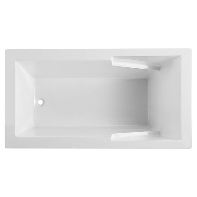 baignoire podium en acrylique rona. Black Bedroom Furniture Sets. Home Design Ideas