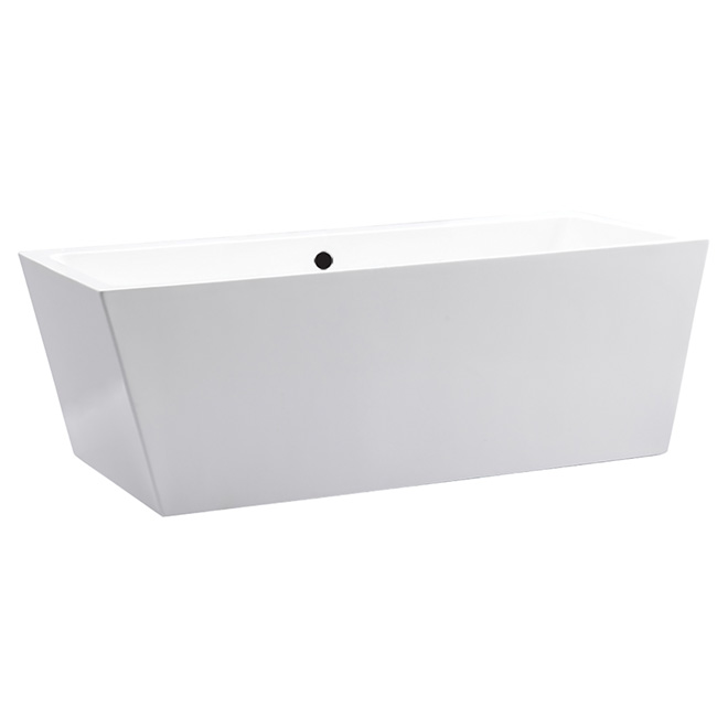 Delighted Standard Bathroom Dimensions Uk Big Bathroom Vanities Toronto Canada Square Big Bathroom Wall Mirrors Bathroom Wall Panelling Youthful Master Bath Shower Dimensions YellowVintage Style Bathtubs Bathroom: Bathtubs And Whirlpool Tubs | RONA