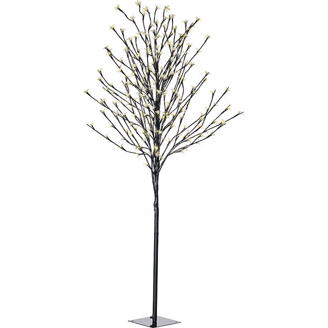 arbre lumineux int rieur ext rieur 240 lumi res 57 rona. Black Bedroom Furniture Sets. Home Design Ideas