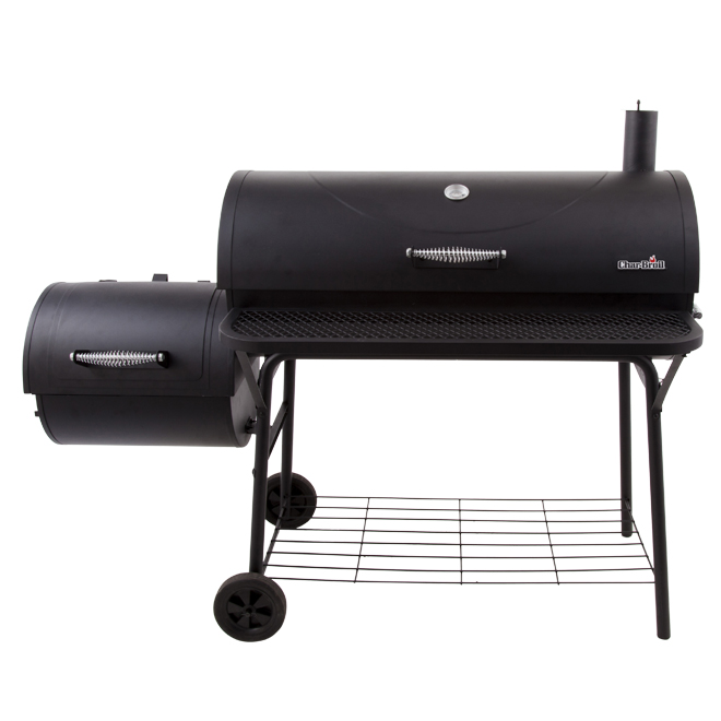 Charcoal BBQ - 1250 sq.in