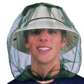Bug Head Netting - Cotton Mesh - Pocket Size