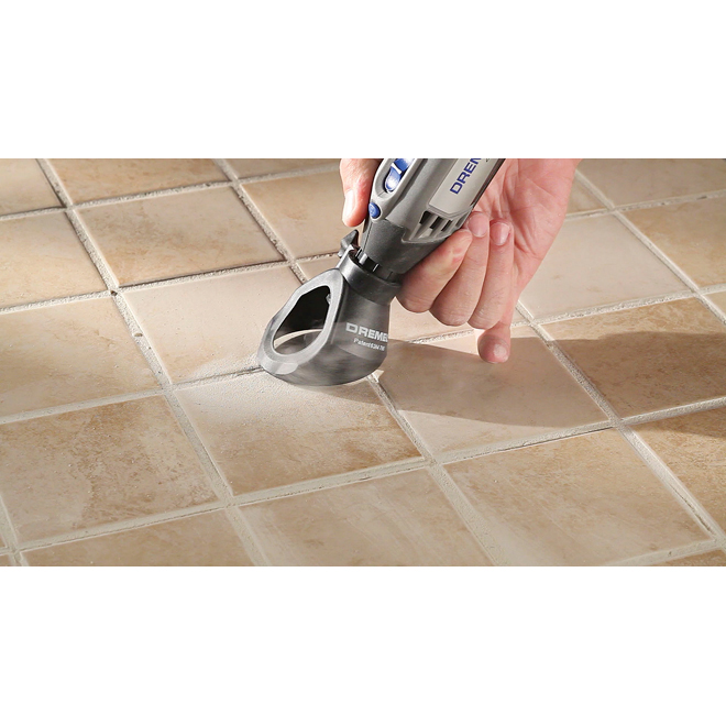 Wall and Floor Grout Remover