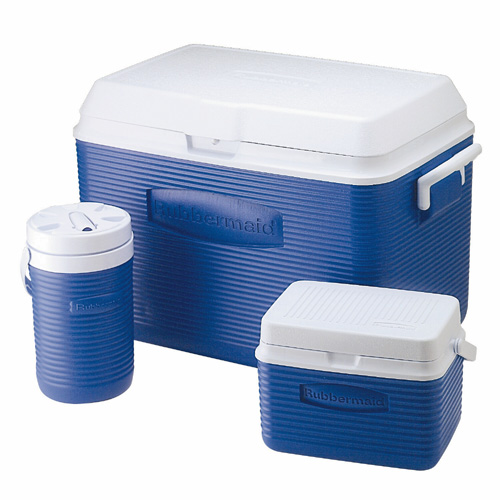Set of 3 coolers