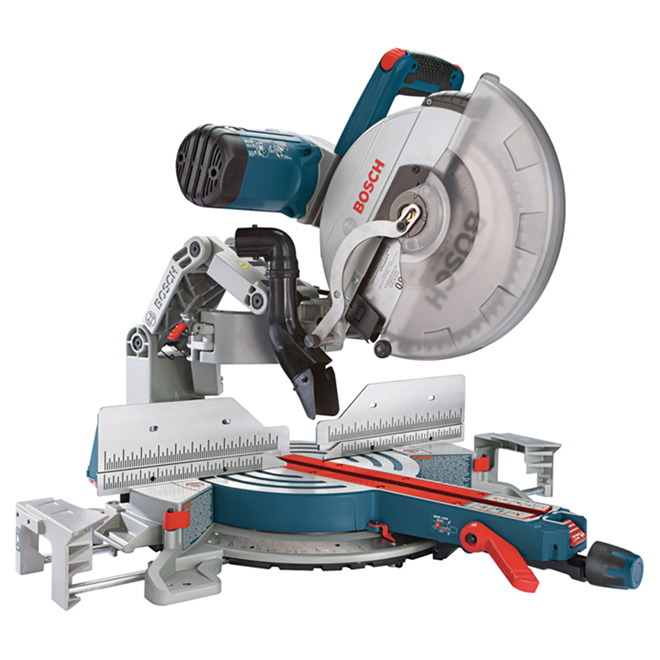 "12"" Sliding Mitre Saw with Stand"