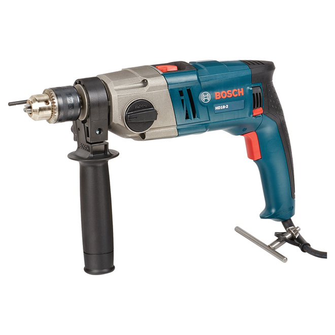 "Two-Speed Hammer Drill - 1/2"" - 8.5A"