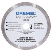Meule diamantée pour tuiles « Ultra-Saw(MC) », 3,5 po